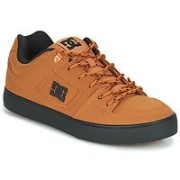 Chaussures Homme Baskets basses DC Shoes PURE WNT Marron