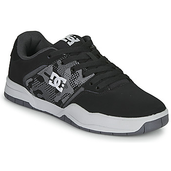 Chaussures Homme Baskets basses DC Shoes CENTRAL Noir / Blanc