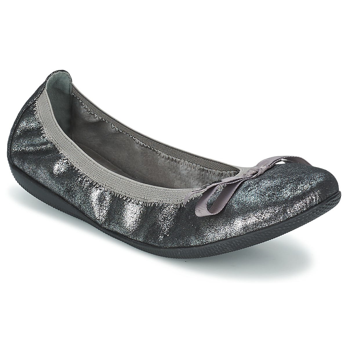les p 39 tites bombes ella metal argent chaussure pas cher avec chaussures. Black Bedroom Furniture Sets. Home Design Ideas