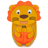 Sacs Enfant Sacs à dos Affenzahn LENA LION Orange