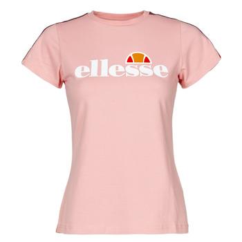 Vêtements Femme T-shirts manches courtes Ellesse MALIS Rose