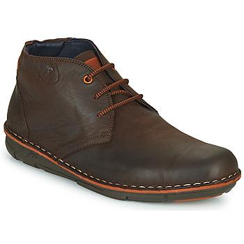 Chaussures Homme Boots Fluchos ALFA Marron
