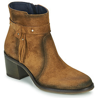 Chaussures Femme Bottines Dorking AMBRA Marron