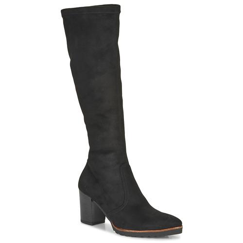 Chaussures Femme Bottes ville Dorking THAIS Noir