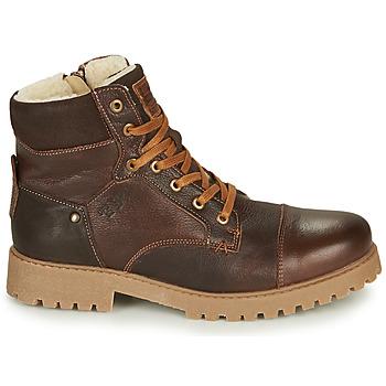 Boots enfant Bullboxer ALL518E6LA-BRWN