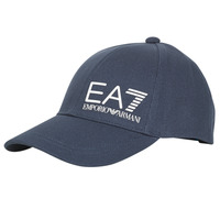 Accessoires textile Homme Casquettes Emporio Armani EA7 TRAIN CORE ID M LOGO CAP Marine