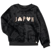 Vêtements Fille Sweats Ikks XR15042 Noir