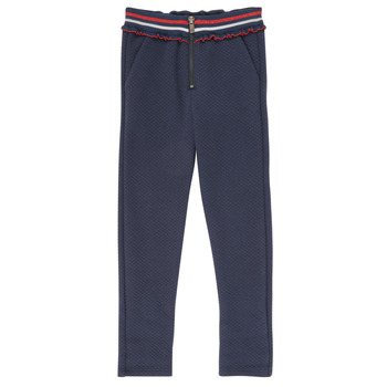 Vêtements Fille Pantalons 5 poches Ikks XR23002 Bleu