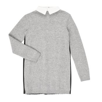 Vêtements Fille Robes courtes Ikks XR30082 Gris