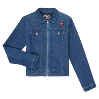 Vêtements Fille Vestes en jean Ikks XR40052 Bleu