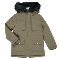 Vêtements Fille Parkas Ikks XR42002 Kaki