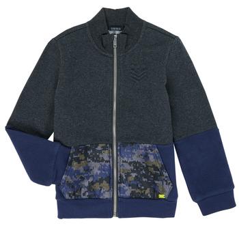 Vêtements Garçon Sweats Ikks XR17103 Gris