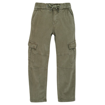 Vêtements Garçon Pantalons cargo Ikks XR22033 Kaki