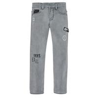 Vêtements Garçon Jeans slim Ikks XR29123 Gris