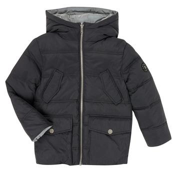 Vêtements Garçon Doudounes Ikks XR41053 Noir