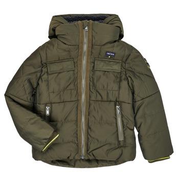 Vêtements Garçon Doudounes Ikks XR41123 Marron