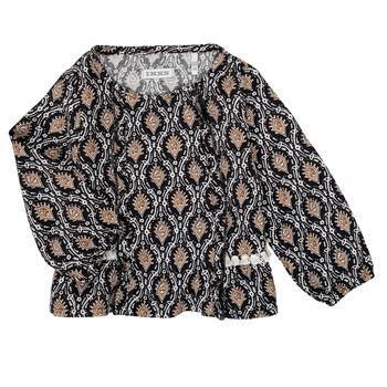 Vêtements Fille Chemises / Chemisiers Ikks XR12020 Noir