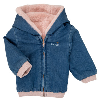 Vêtements Fille Blousons Ikks XR40020 Bleu