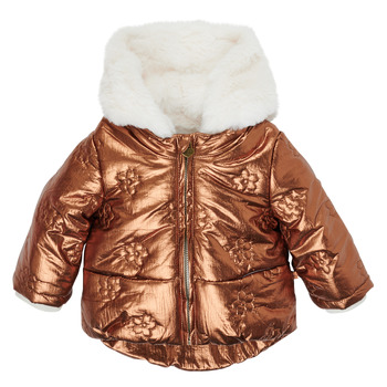Vêtements Fille Doudounes Ikks XR41020 Marron