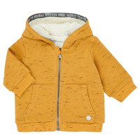 Vêtements Garçon Gilets / Cardigans Ikks XR17031 Jaune