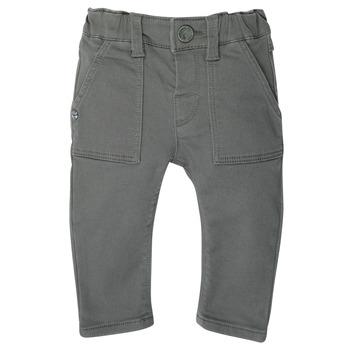 Vêtements Garçon Jeans slim Ikks XR29061 Vert