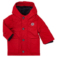 Vêtements Garçon Parkas Ikks XR42001 Rouge