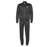 Vêtements Homme Ensembles de survêtement Emporio Armani EA7 TRAIN CORE ID M T-SUIT TT FZ CH PL Noir