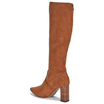 Chaussures Femme Bottes ville Caprice 25501-364 Cognac