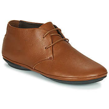 Chaussures Femme Derbies Camper RIGHT NINA Camel