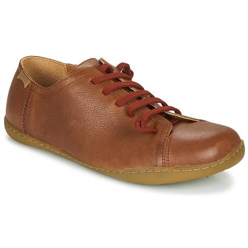 Chaussures Homme Derbies Camper PEU CAMI Marron