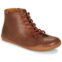 Chaussures Homme Boots Camper PEU CAMI Marron