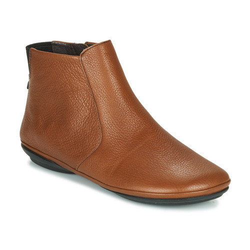 Chaussures Femme Boots Camper RIGHT NINA Marron