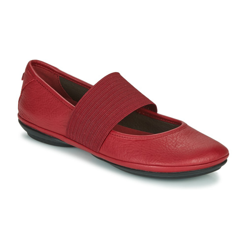Chaussures Femme Ballerines / babies Camper RIGHT NINA Rouge