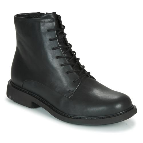 Chaussures Femme Boots Camper NEUMAN Noir