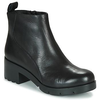 Chaussures Femme Bottines Camper WND0 Noir