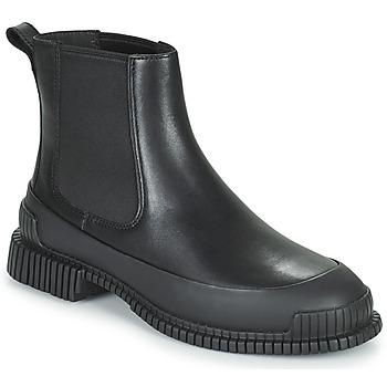 Chaussures Femme Boots Camper PIX1 Noir