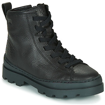 Chaussures Enfant Boots Camper BRUTUS Noir