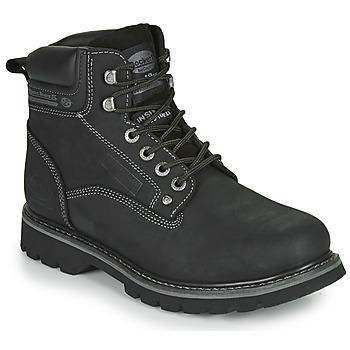 Chaussures Homme Boots Dockers by Gerli 23DA004 Noir