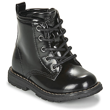 Chaussures Fille Boots Chicco COLLES Noir