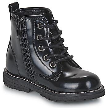 Chaussures Enfant Boots Chicco COLLES Noir