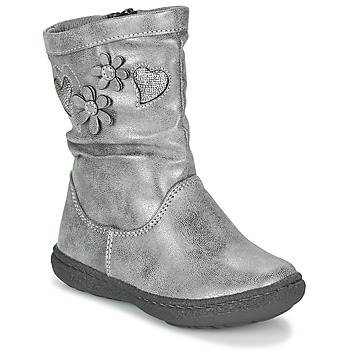 Chaussures Fille Bottes ville Chicco COLETTA Gris
