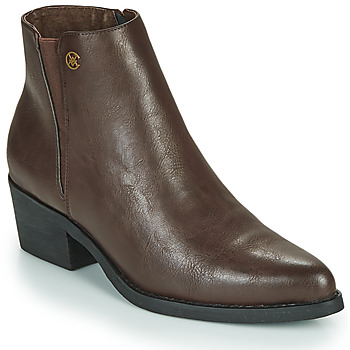 Chaussures Femme Bottines Chattawak RIVERSIDE Marron
