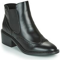 Chaussures Femme Bottines Chattawak MODESTO Noir