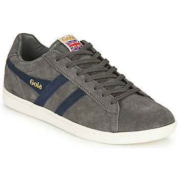 Chaussures Homme Baskets basses Gola EQUIPE SUEDE Gris / Bleu