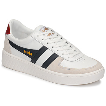 Chaussures Homme Baskets basses Gola GRANDSLAM CLASSIC Blanc / Marine