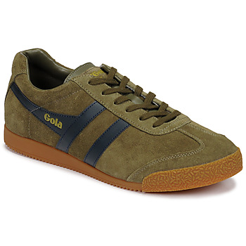 Chaussures Homme Baskets basses Gola HARRIER Kaki / Marine