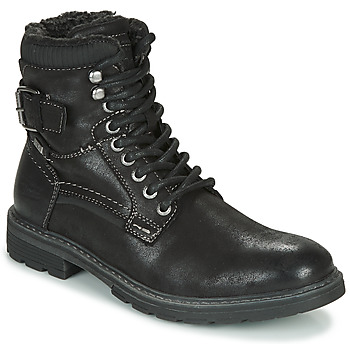 Chaussures Homme Boots Tom Tailor  Noir