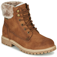 Chaussures Femme Boots Tom Tailor  Marron