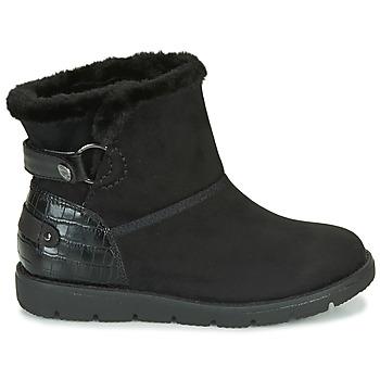 Boots Tom Tailor 93105-NOIR