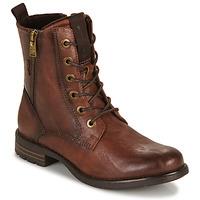 Chaussures Femme Boots Tom Tailor  Cognac